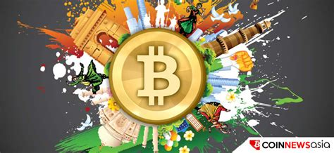 indian currency  supports bitcoin price rise