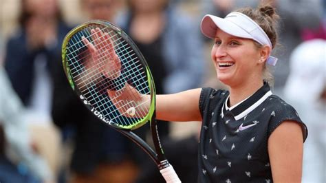Vondrousova will face either spain's paula badosa or nadia podoroska of argentina in the last eight in tokyo. Vondrousova surges into French Open final | 7NEWS.com.au