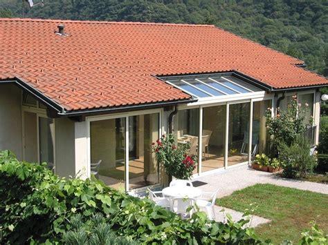 veranda in alluminio e vetro veranda in alluminio e vetro veranda frubau