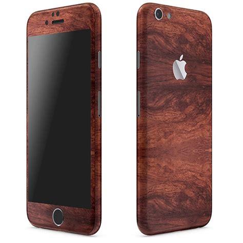 iPhone 6 Plus - Wood Series Mahogany Skins & Wraps