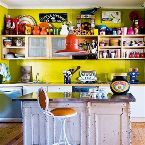 colorful kitchens ideas 7 tips for decorating the breakfast bar