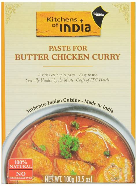 Kitchens Of India Paste Uk by Kitchens Of India Paste For Butter Chicken Curry Add Onitems