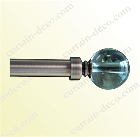 curtain rods decorative finials pole curtain design