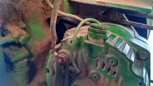 John Deere 4010 12v Alternator Wiring