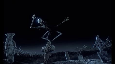 Graveyard Nightmare Before Background Images by 1366x768 The Nightmare Before Character Desktop