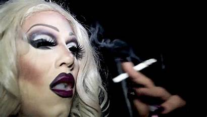 Drag Queens Rupaul Makeup Halloween Face Needles