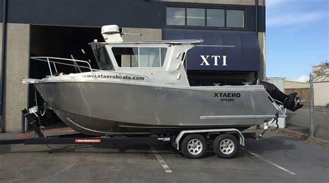 Fishing Boat Hull Shapes by Xtaero Boats Built To Be Indestructible Bd Outdoors