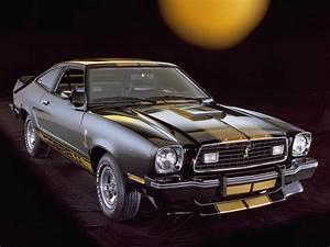 1976 Ford Mustang II Cobra - CarsAddiction.com