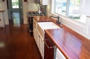 floor and decor mesquite mesquite edge grain wood counter tops traditional