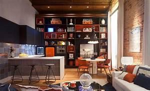Salon En Anglais : d co loft anglais d co sphair ~ Preciouscoupons.com Idées de Décoration