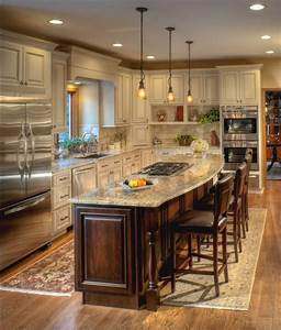 granite with cream cabinets hickory cabinets with granite With kitchen colors with white cabinets with christian vinyl wall art