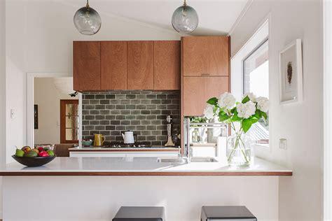 mid century modern kitchen cabinets mid century modern rowson kitchens 9163