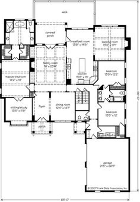 1000+ images about House Plans on Pinterest | House plans