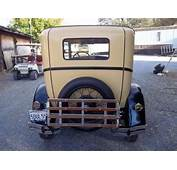 Purchase Used Ford Model A In Cool California United States