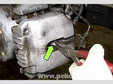 BMW E90 Brake Pad Replacement E91, E92, E93 Pelican