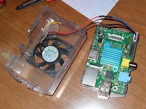 Raspberry Pi And Zenminer Heatsink And Fan