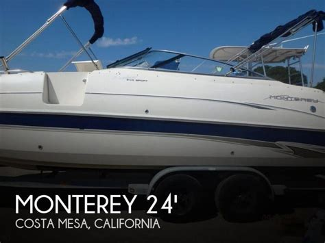 Monterey Explorer Boats For Sale by Monterey 240 Explorer Boats For Sale