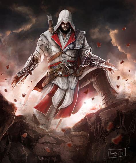 Fan Art Friday Assassins Creed Brotherhood