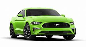 Supercars Gallery: Ford Mustang Gt Grabber Green