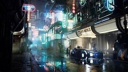 Future Cyberpunk Worthy