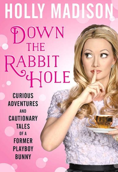 Holly Madison Book Reveals