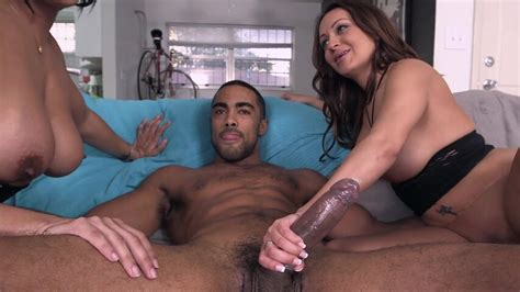 Latina Cougars Deal With Giant Dick And Have A Lot Of Fun