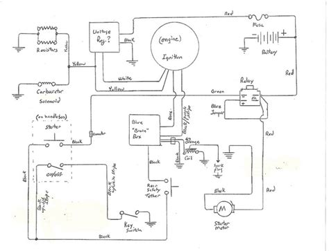 Chion Atv Winch Wiring Diagram For by 90cc Monsoon Wont Start With Start Button Page 2