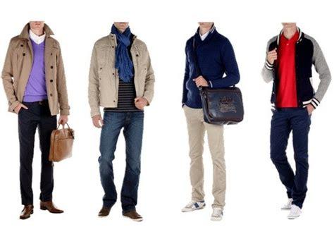 les looks homme chez rue des hommes monsieur mode homme