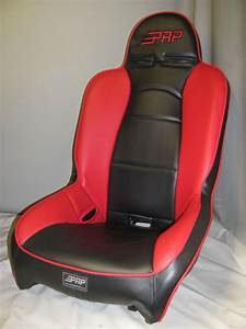 Prp Rzr 800 High Back Seat
