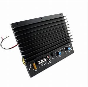 Cheap 200w High Car Amp Power 12v Car Amplifier In Active Subwoofer Amplifier Single Gun Road