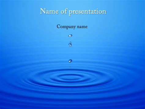 themes for ms powerpoint download free water motion powerpoint template for