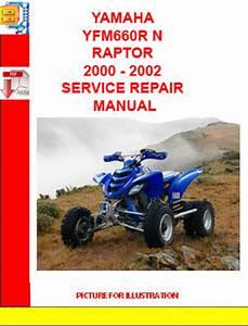 Yamaha Yfm660r N Raptor 2000