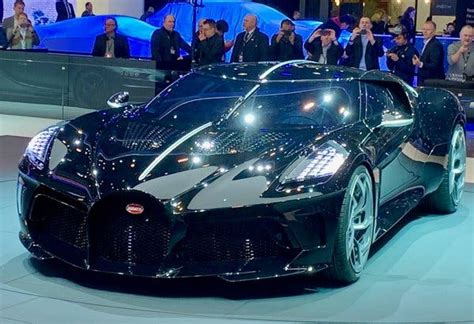 A  Million Bugatti And Supercars To