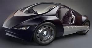Future 2008 Peugeot : transportation tues peugeot unveils 2008 concept cars inhabitat green design innovation ~ Dallasstarsshop.com Idées de Décoration
