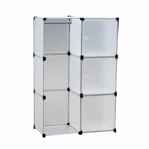 Enclosed Closet Systems by Us Stock Diy Assembling Portable Modular Storage Clothes