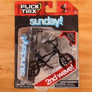 Mini Finger Bmx Bicycle Model Flick Trix Finger Bike Toy