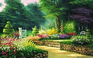Topiary Garden wallpapers
