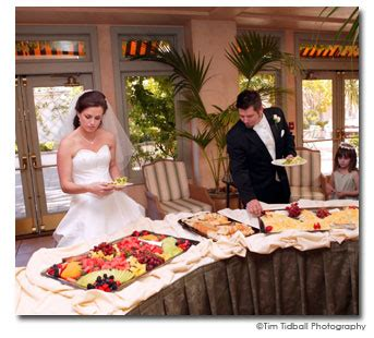 planning food drink for wedding wedding to be