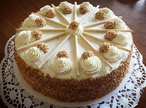 ausgefallene torten rezepte geburtstag giotto torte teddy 64 chefkoch de