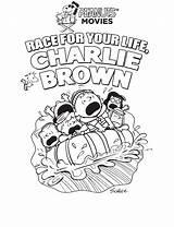 Coloring Peanut Peanuts Pages Characters Thanksgiving Drawing Gang Snoopy Printable Window Brown Charlie Getdrawings Getcolorings Coloringhome sketch template