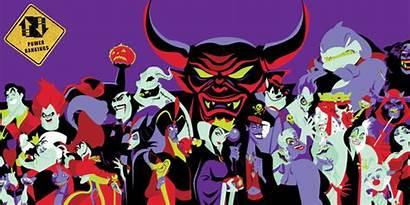 Villains Disney Wasteland