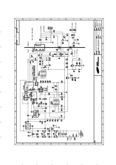 samsung bn96 02583a bna188 torino 27inch inverter sch service manual schematics