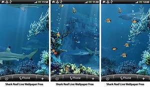 Best aquarium and fish live wallpapers for Android ...