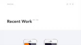 Inspiring Examples Of Ultra Minimal Web Design