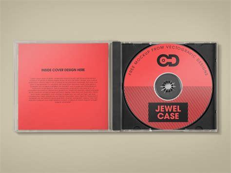free cd cover free cd album cover mockup psd free freebiesjedi