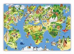 Weltkarte Poster Kinder : b robedarf schreibwaren wandkalender produkte von ~ Yasmunasinghe.com Haus und Dekorationen