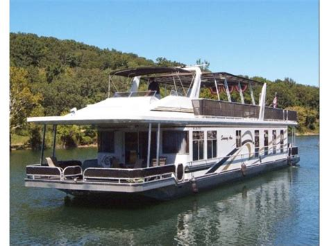 Boat House Grill For Sale by 2003 Sharpe Houseboats 78 X 16 Powerboat For Sale In Oklahoma