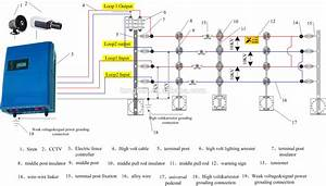 Cross Electric Fence Diagram