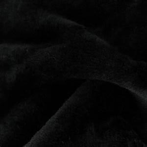 Fausse Fourrure Tissu : tissu fausse fourrure synth tique negro x10cm perles co ~ Teatrodelosmanantiales.com Idées de Décoration