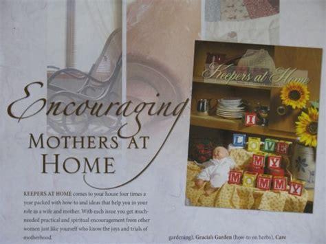 keepers  home magazine faith hope family